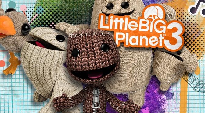 LittleBigPlanet 3 - Kreativität ohne Grenzen