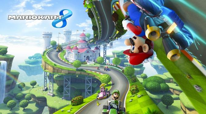 neue Zusatzinhalte für Mario Kart 8