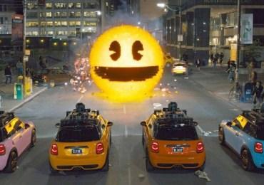 """Pixels - Der Film: """"Pac-Man ist böse?"""""""