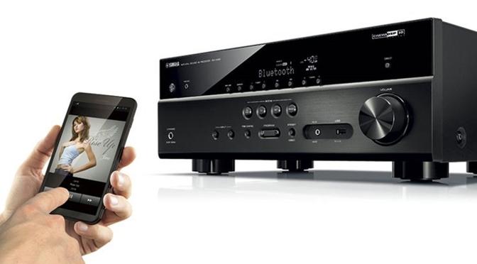 Hardwaretest: Yamaha RX-V481 – so klein und kann schon MusicCast
