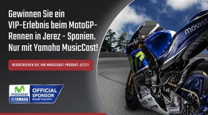 Gewinnen Sie ein VIP-Erlebnis beim MotoGP-Rennen in Jerez