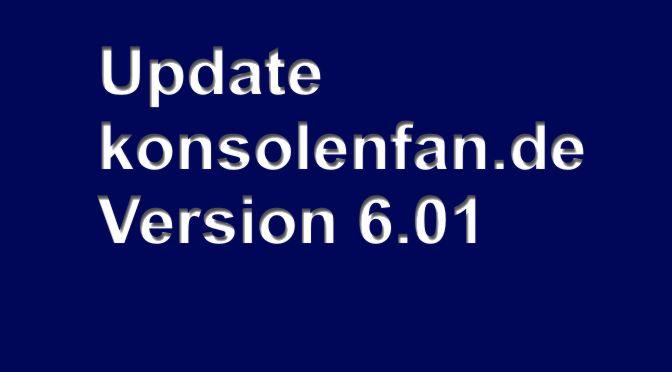 Update auf neue Version