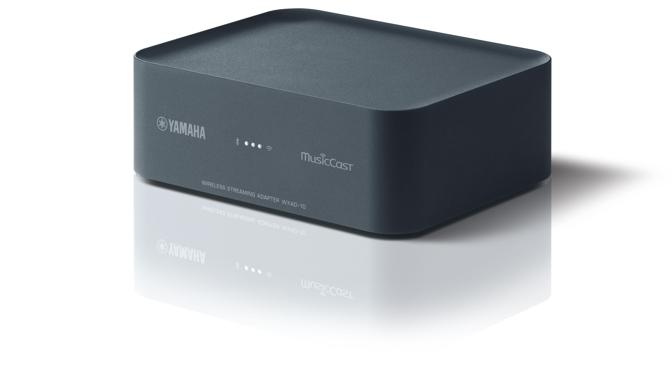 Multiroom ohne Grenzen mit Yamaha 'MusicCast Add' WXAD-10