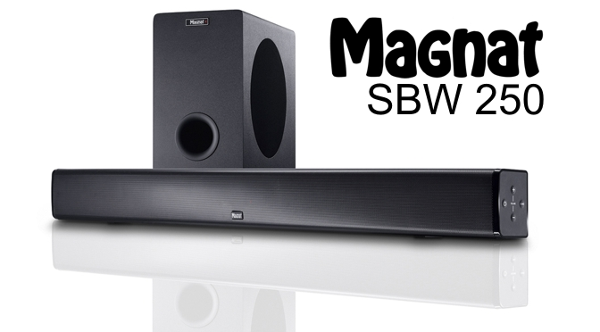 Hardwaretest: Magnat SBW 250 - das dynamische Duo