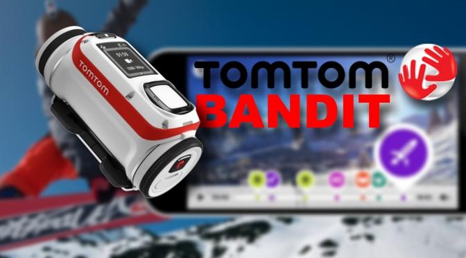 Hardwaretest: TomTom Bandit – der Outlaw unter den Action-Cams?