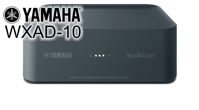 Hardwaretest: Yamaha WXAD-10 – MusicCast Black Box