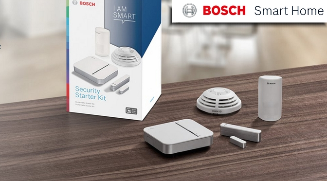 Hardwaretest: Bosch Smart Home – Security Starter Kit – safety first?