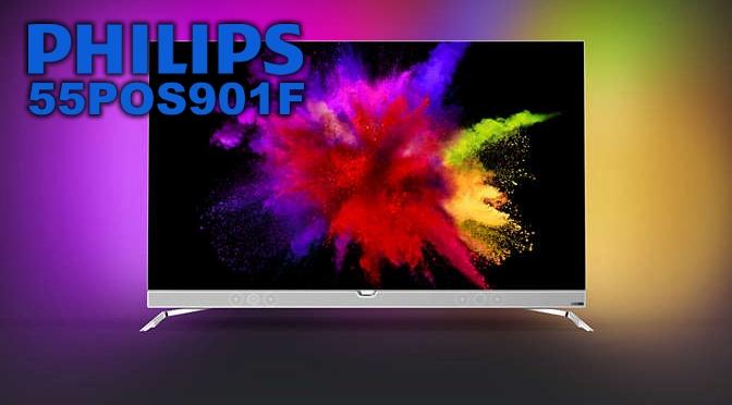 Hardwaretest: Philips 55POS901F - ole, ole, OLED