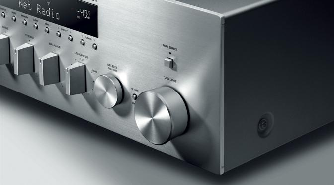 Yamaha R-N803D - Erster Yamaha Stereo-Netzwerk-Receiver mit YPAO R.S.C. Einmessautomatik