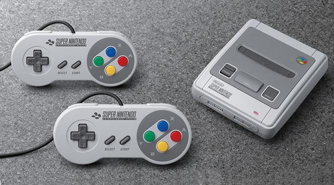 SNES Classic Mini – so schön wie früher