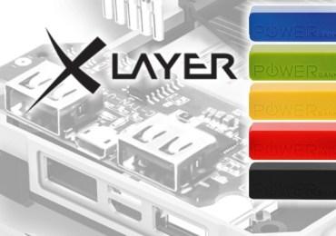 Hardwaretest: XLayer Powerbank - Energieriegel unter Strom