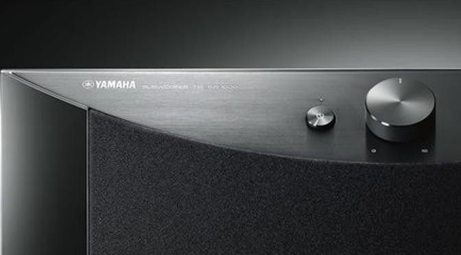 Hardwaretest: Yamaha NS-SW1000 - Tiefton mit Gewicht