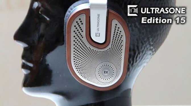 Hardwaretest: Ultrasone Edition 15 - Der Maybach unter den Kopfhörern