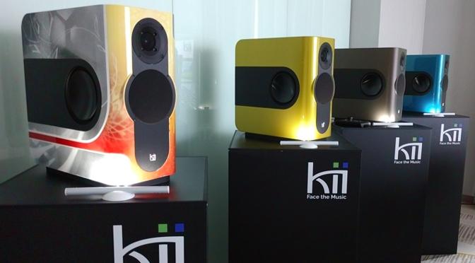 Aktion verlängert: Das Kii Three BXT System live hören