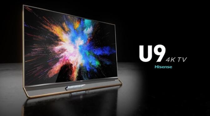 Hisense bringt erstes ULED TV-Gerät mit dynamischer Hintergrundbeleuchtung
