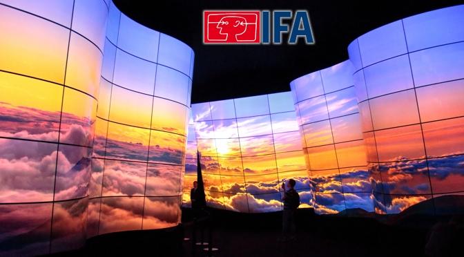 IFA 2018 – spannende Tage und Ereignisse im Rückblick