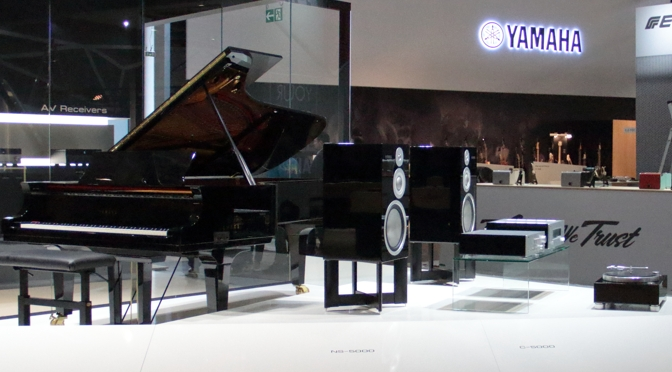 Yamaha auf der IFA 2018 – Musik von Anfang bis Ende