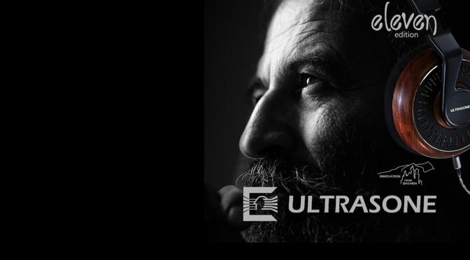 ULTRASONE stellt offenes Kopfhörer-Meisterstück Edition eleven vor