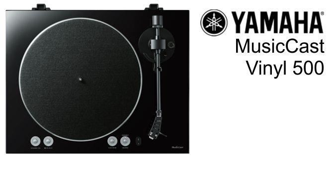 MucicCast Vinyl 500