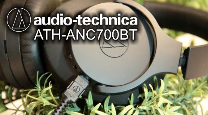 Audio Technica ATH-ANC700BT