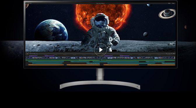LG 5K UltraWide Monitor 34WK95U jetzt erhältlich