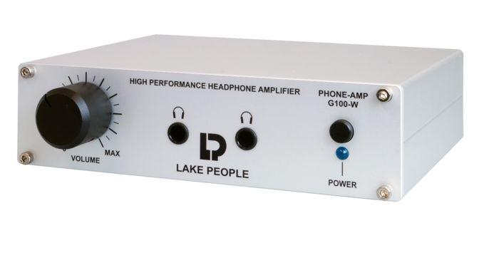 Lake People präsentiert G100-W Kopfhörerverstärker in begrenzter Stückzahl