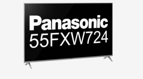 Panasonic 55FXW724