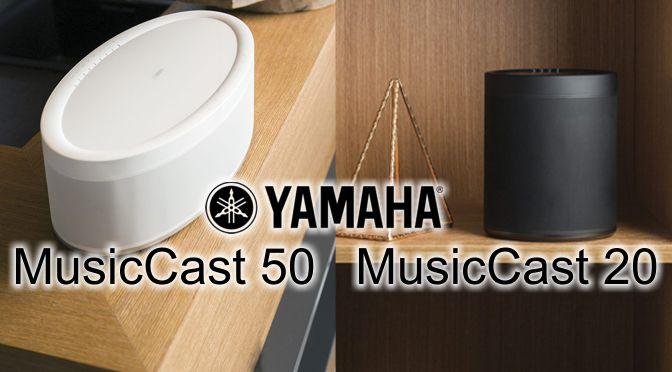 Hardwaretest: MusicCast 20 und 50 – True Sound vom dynamischen Multiroom-Duo