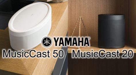 Yamaha MusicCast 20 + MusicCast 50