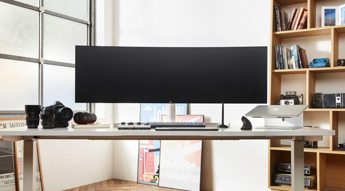 """LG präsentiert neue """"Ultra""""-Monitore auf der CES"""
