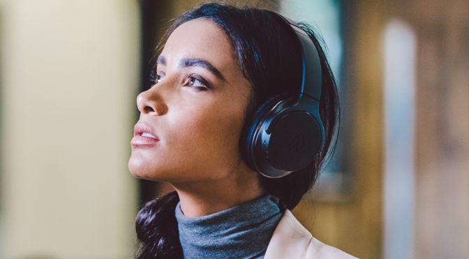 CES 2019 - ATH-ANC900BT – Audio-Technicas fortschrittlichster kabelloser Kopfhörer