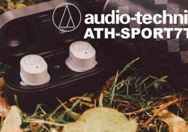 Hardwaretest: Audio Technica ATH-SPORT7TW - Musik beim Workout