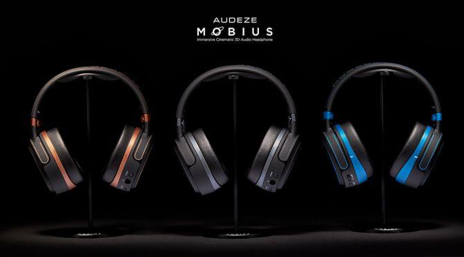 Neuigkeiten zum 3D-Surround-Kopfhörer Audeze Mobius