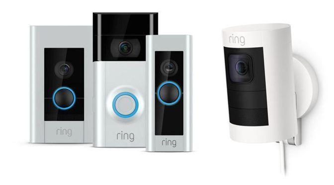 Sicherheit mit Ring Kameras und Videotürklingeln