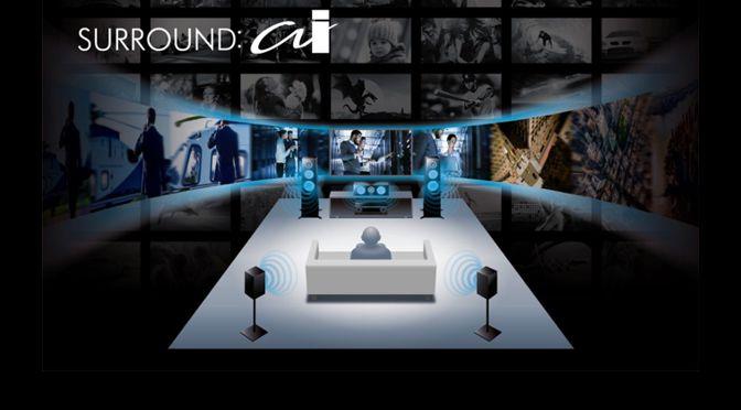 Mit künstlicher Intelligenz zu mehr Filmvergnügen: Surround:AI von Yamaha