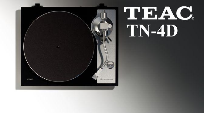 Hardwaretest: TEAC TN-4D – Vinyl-Genuss modern verpackt