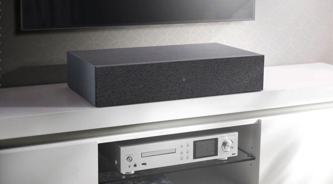 Nuberts neue Soundbar AS-225 erweitert Heimkino-Hörizonte