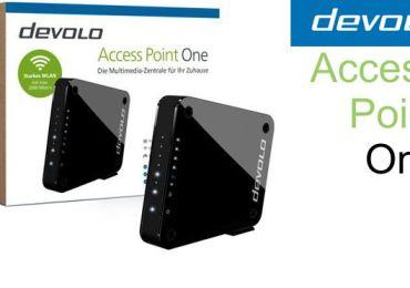 Hardwaretest: devolo Access Point One – beginnt dort, wo das Kabel endet
