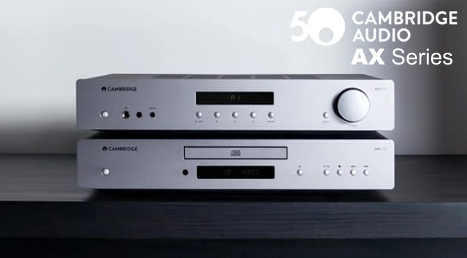Cambridge Audio AX Series