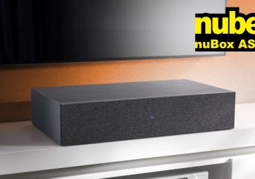 Hardwaretest: nubert nuBox AS-225 - kleine Box ganz groß