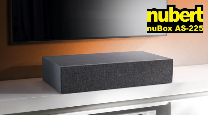 Hardwaretest: nubert nuBox AS-225 – kleine Box ganz groß