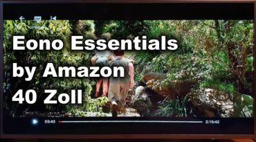 Hardwaretest: EONO Essentials 40 Zoll - Schlimmer geht immer