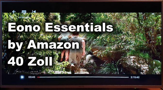 Hardwaretest: EONO Essentials 40 Zoll – Schlimmer geht immer