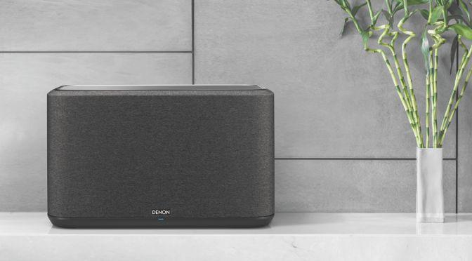 Denon stellt neue Premium Multiroom-Lautsprecher vor