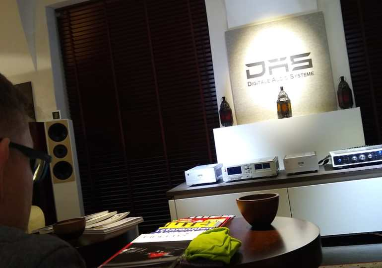 Zu Besuch bei Digital Audio Systems in Wien