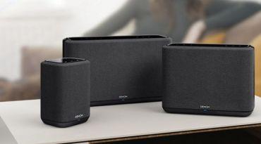 Die neuen Denon Home Premium Wireless Lautsprecher – Ab sofort verfügbar