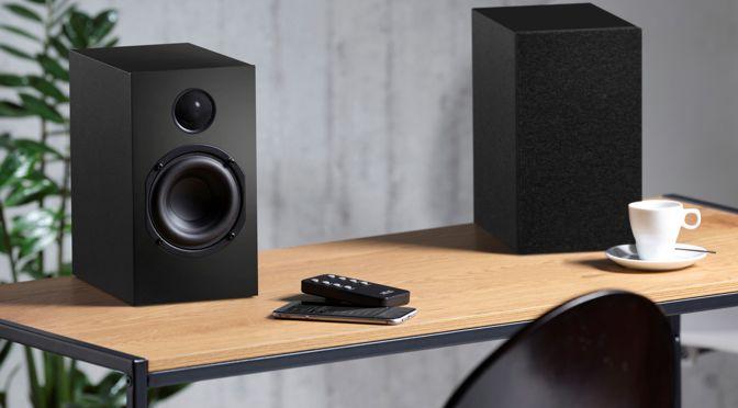 Soundbar nuBox AS-225 und Soundpaar nuBox A-125 neu gekleidet