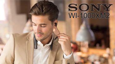 Hardwaretest: Sony WI-1000XM2 - alle meine Erwartungen übertroffen