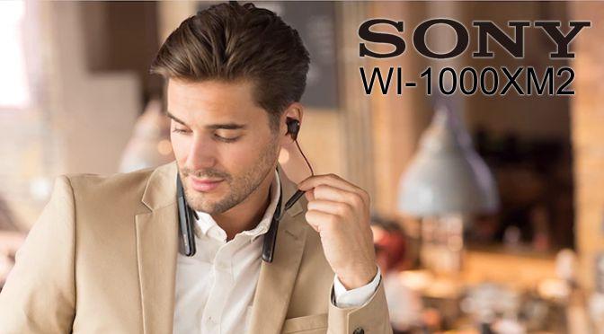 Sony WI-1000XM2