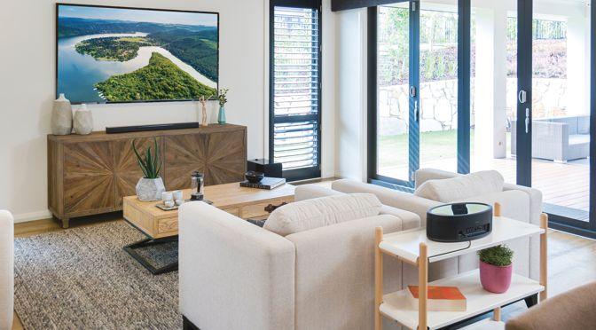 Yamaha bringt mit MusicCast kabellosen Raumklang ins Wohnzimmer